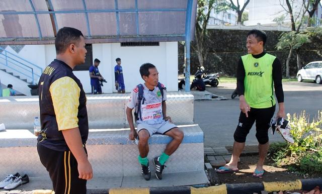 Biidznillah, Kiper HW FC Ferdiansyah Optimis Laskar Matahari Lolos 8 Besar 1