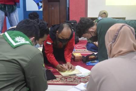 Kafilah Hizbul Wathan UMM Gelar Diklat Anggota Baru 1