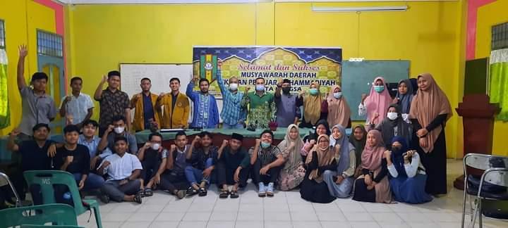 PDM Kota Langsa Aceh Lantik Pengurus IPM 1