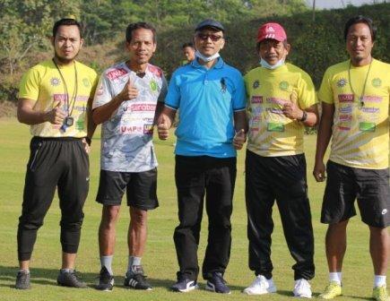 PS HW-HW FC Dakwah Kultural Muhammadiyah Olah Kulit Bundar 1