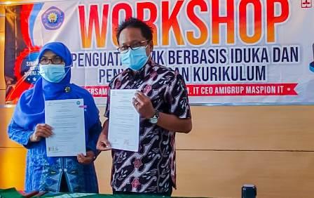 SMK Mugas CoE MoU PT Maspion IT, Bersama SMKM Bojonegoro-Jember 1