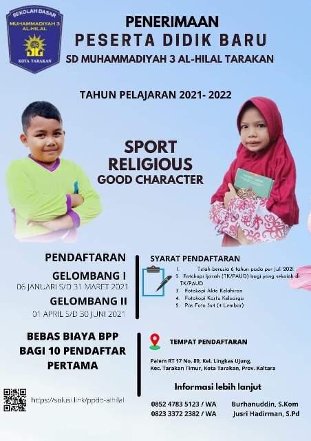 SDM 3 Al Hilal Tarakan Menguatkan Spiritual-Mewujudkan Harapan Orang Tua dan Siswa 1