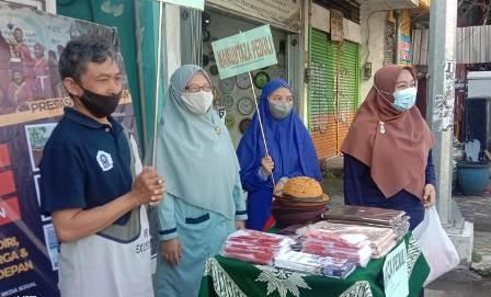 Guru-IPM MA Muhammadiyah 1 Kota Malang Ta'awun Bersama Mamumtaza Kita Peduli 1