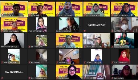 ASI Ekslusif dan MP-ASI Upaya Mempersiapkan Generasi Milenial 1