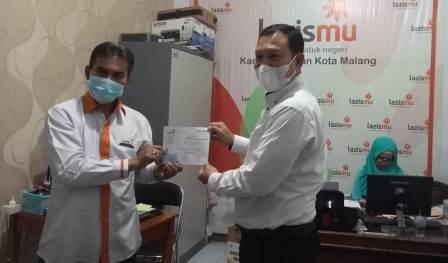 Jawara Filantropi Malangraya, Lazismu Kota Malang Terima Donasi RSSA 1
