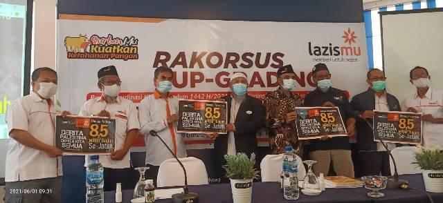 Syukron Donatur Lazismu Kota Malang, Kami Rangking 6 Jatim-Nomer Satu Malangraya 1