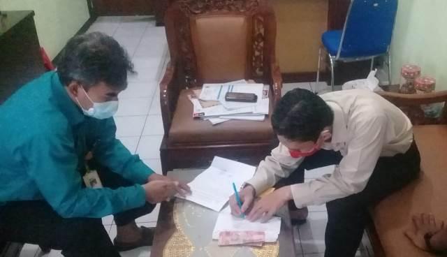 Siswa SD Mutu Kota Malang-SMAMSA Terima Bantuan Pendidikan Lazismu 1