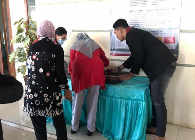 PMM 65 UMM Turun Tangan Bantu Posyandu Balita Desa Sidodadi Ngantang 1