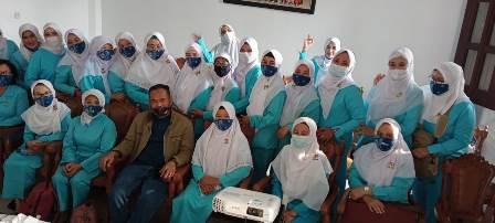 Usai Raker HIMPAUDI Temui Sekretaris Komisi D DPRD Kota Malang 1