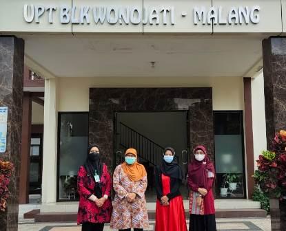 Gandeng BLK Wonojati, SMAMSA Perkuat Program Entrepreneurship 1