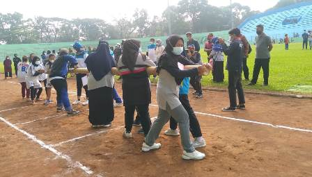 Tim SMAMSA Juara Olah Raga Tradisional Dispora Kota Malang 1