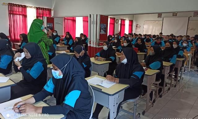 Sebelum Maju PKL, Siswa SMK Muda CoE Pembekalan Kompetensi Keahlian 1