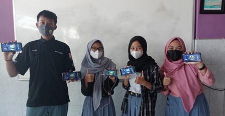 Seru Classmeeting SMK PIM, Kreasi TikTok Hingga Tempur Mobile Legend 1