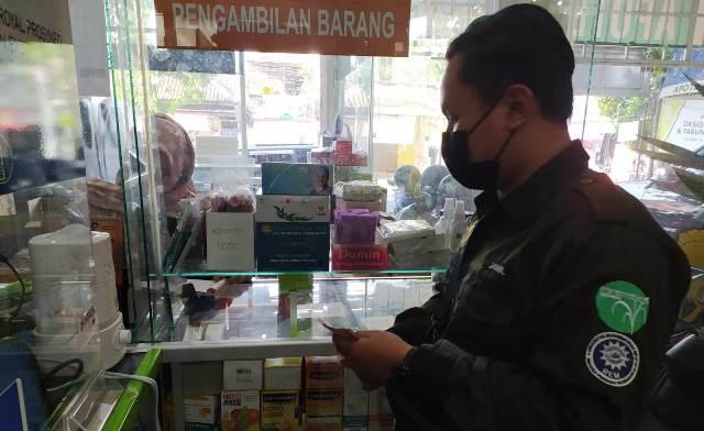 Mahasiswa FPP UMM Banyak Isoman, BEM Fakultas Bantu Obat-Makanan 1