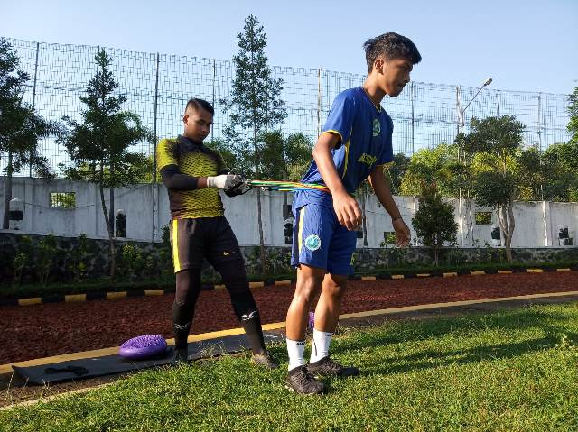 Alami Cidera Winger HW FC Jalani Fisioterapi 1