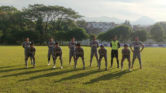 Hizbul Wathan Bobol 2-0 Gawang Ricky Nelson Academy 1