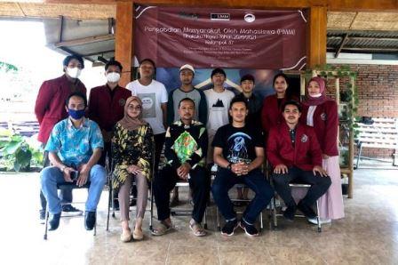 PMM 87 UMM Konservasi Ikan Dusun Binangun, Aliran Sumber Cinde Kembali Natural 1