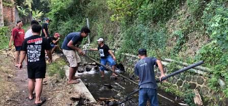 PMM 87 UMM Konservasi Ikan Dusun Binangun, Aliran Sumber Cinde Kembali Natural 2