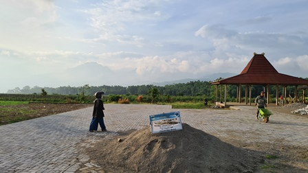 PMM 7 UMM Site Plan Pasar Wisata Pandesari, Angkat Potensi Ternak-Tani 2