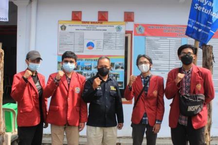 Bersama Dispendukcapil Pemkab Blitar PMM 93 UMM Sosialisasi Desa Digital 1