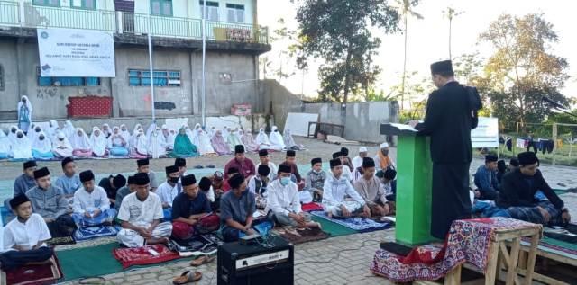 Momentum Idul Adha Kesempatan Santri Ponpes Babussalam Berqurban 1