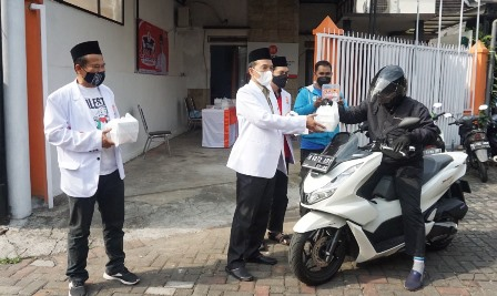 Berbagi 10 Ribu Paket Qurban, PKS Kota Malang Tebar Sejuta Cinta 1