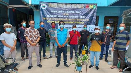 Pandemi RPM PCM Krembangan Surabaya-KMS Workshop Wirausaha Mandiri 1