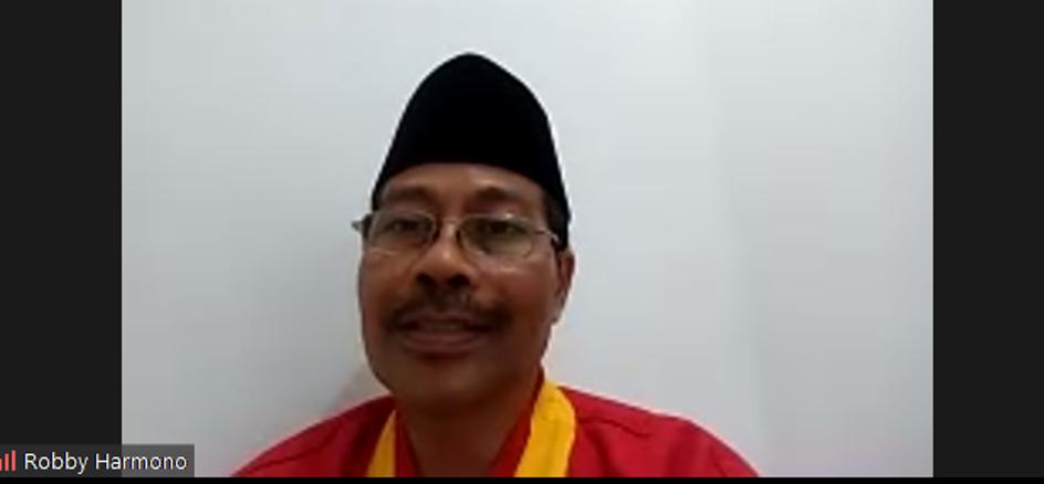 Takziah Virtual, Inilah Biografi Almarhum Pendekar Besar Ismail Navianto 1