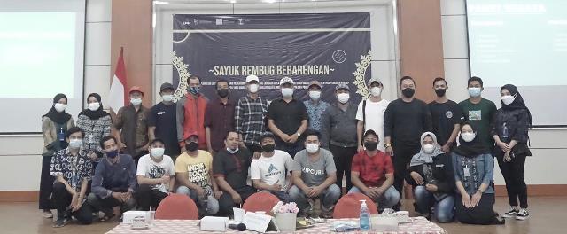 Sayuk Rembug Bebarengan Karya Praktikum Public Relations 3 Ikom UMM 1