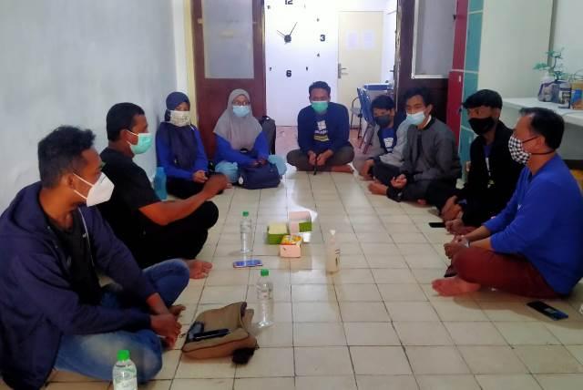 KMS-Kawan Netra Surabaya Saling Perkuat Jejaring Aksi Sosial 2