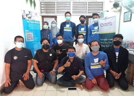 KMS-Kawan Netra Surabaya Saling Perkuat Jejaring Aksi Sosial 1
