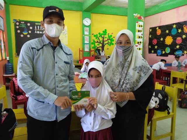 Ratusan Siswa SD Muhada Nasabah Tabungan Qurban Lazismu Langsa Aceh 1
