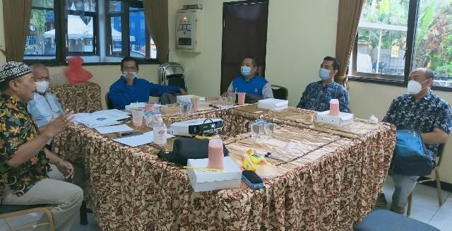Komisi Teknik Pembangunan PDM Kota Malang Bahas Site Plan MBS Matsamutu 1
