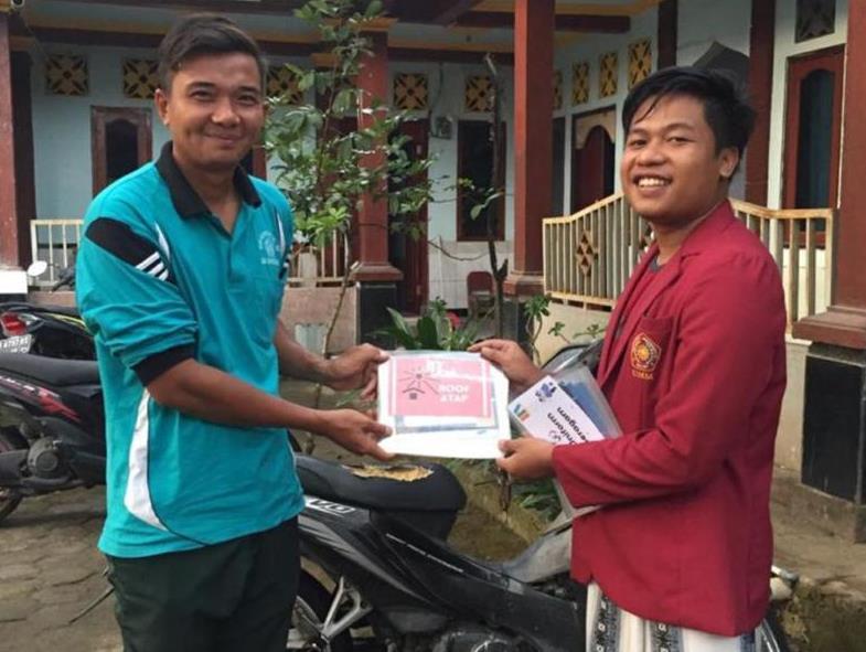 PMM 43 UMM Ajak Warga Senteluk Lombok Paham Kosa Kata Bahasa Asing 2