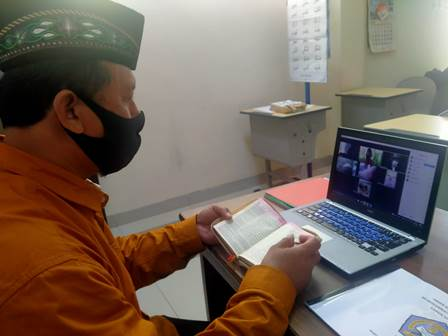 Sekolah Tahfidz Berkemajuan, Siswa SDM 29 Surabaya Lulus Hafidz 5 Juz 1