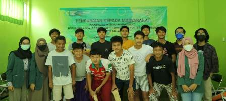 PKM Dosen Poltekkes Kemenkes Malang, Wujudkan Siswa ASIFA Berkualitas Atlit Nasional-Internasional 2