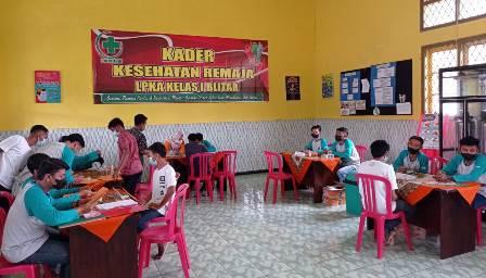 PD Nasyiatul Aisyiyah Kota Blitar Sosialisasi TBC Kader Posyandu LPKA 1