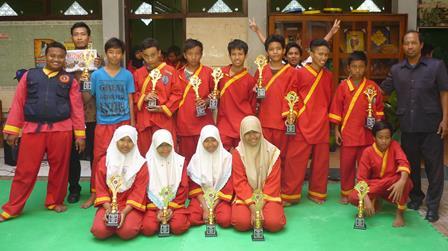 Otak-Atik Angka Tujuh, SMP Muhammadiyah 7 Surabaya Inspiratif Kisahnya 2
